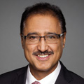 The Hon. Amarjeet Sohi headshot