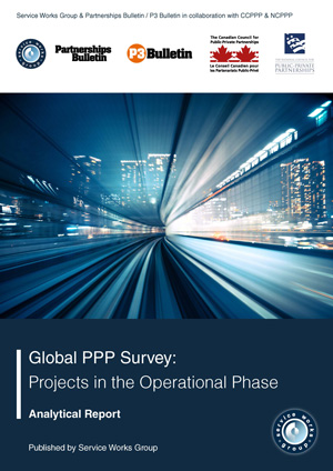 Global PPP Survey: Projects in the Operational Phase