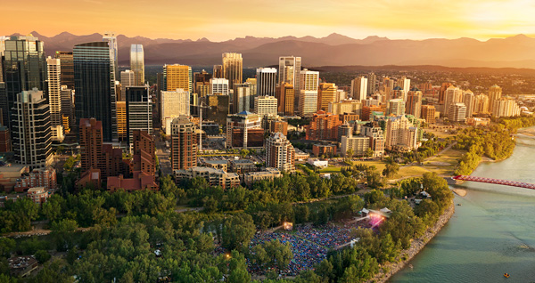 Investing in Infrastructure: Growing Calgary's Economy