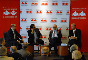 Building Canada's Cities: The Role For P3s