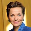 Christiana Figueres Head Shot